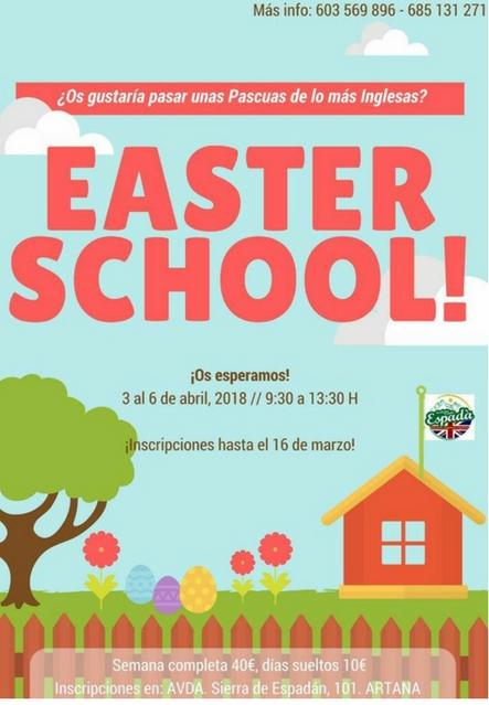 Easter School 2018 Espadà