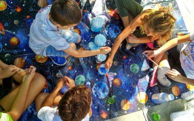 Talleres, exposiciones y proyecciones para toda la familia en el Planetario de Castellón