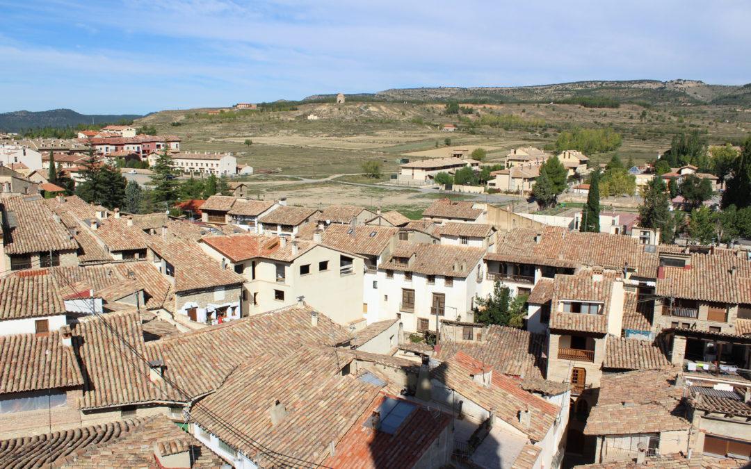 Excursiones en familia: RUBIELOS DE MORA y MORA DE RUBIELOS, en la vecina Teruel