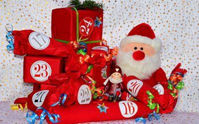 Pequeños regalos para poner en el CALENDARIO DE ADVIENTO