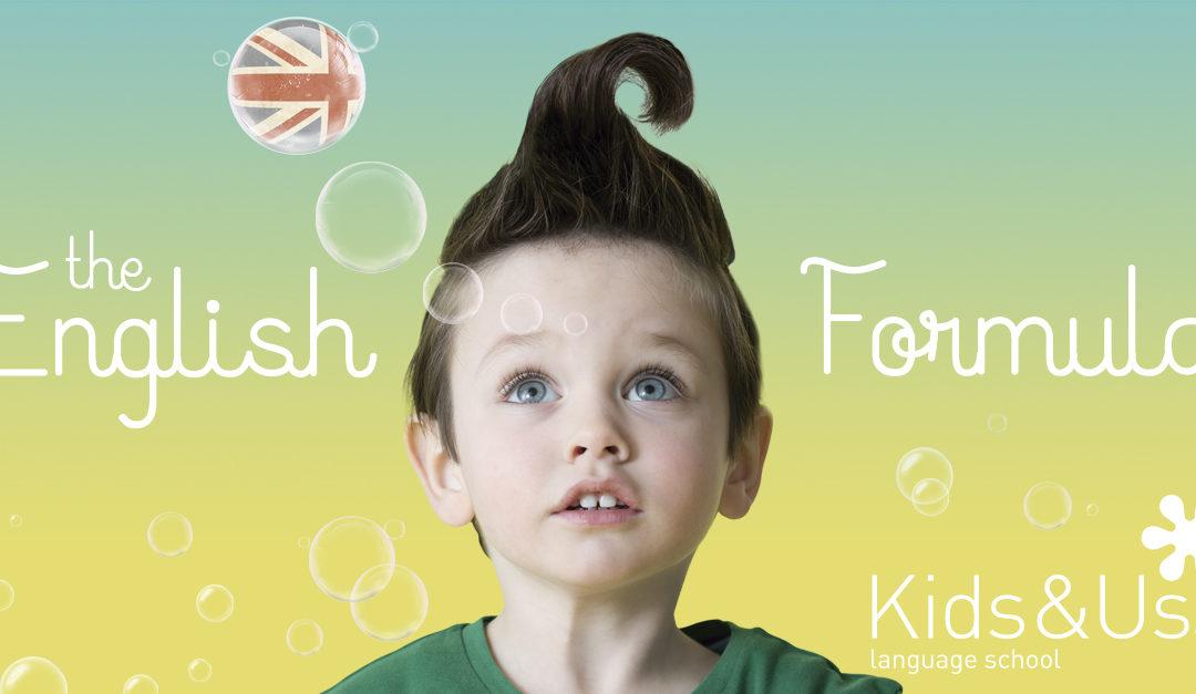 KIDS&US CASTELLÓN hace del inglés una extraescolar divertida