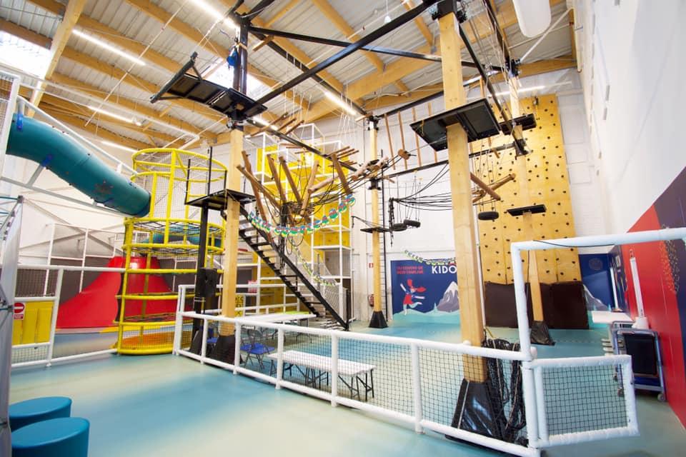 KIDÔM, el espacio de ocio infantil en Estepark