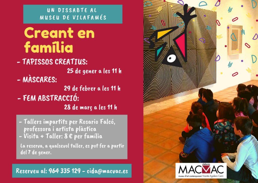 Museo en familia en Castellón. MACVAC Museo de Vilafamés