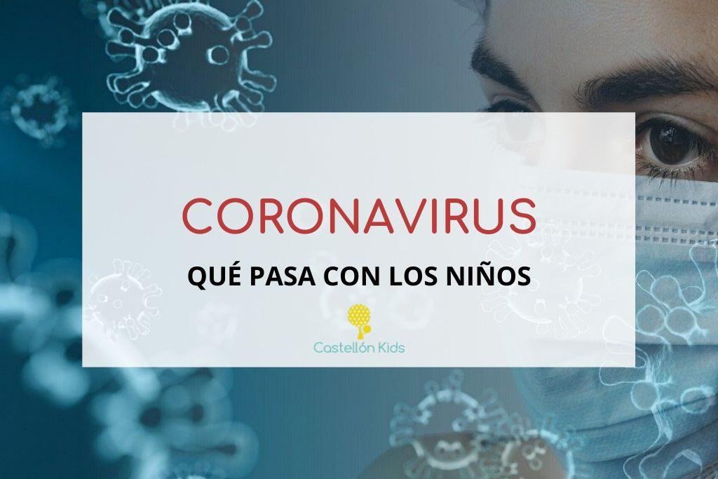 Coronavirus y niños. Castellón Kids
