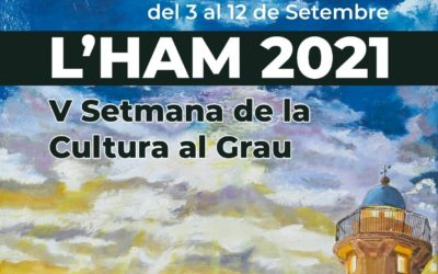 Programación infantil y familiar de L'HAM, la Semana de la Cultura del Grau